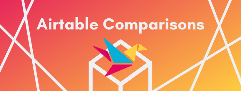 Airtable Comparisons Posts Now on BuiltOnAir