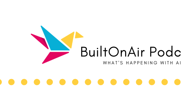 BuiltOnAir S01:E04 – Sydney Thomas, Venture Capital Expert