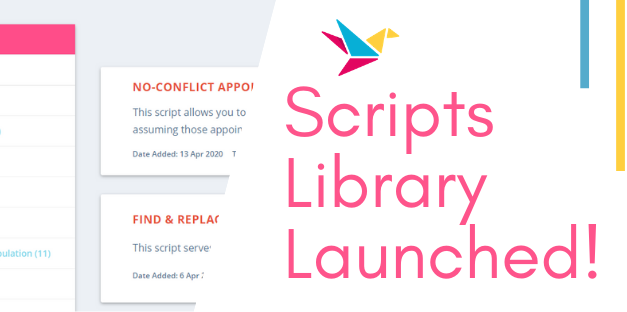 New Library for Airtable Scripts on BuiltOnAir