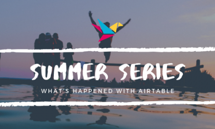 Summer Series – Using Airtable to Track Progress that Matters
