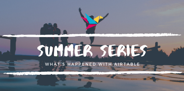 Summer Series – Accessing Talent with Airtable as a Backend