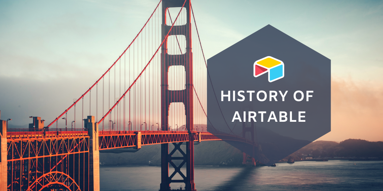 A Brief History of Airtable