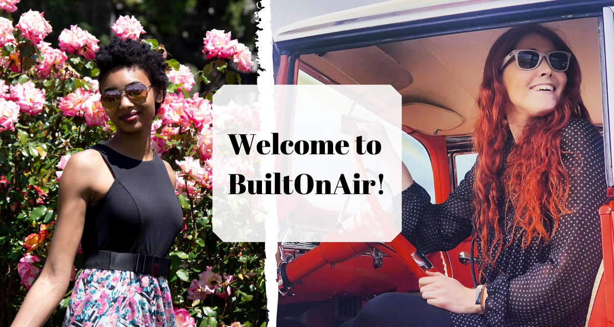 New BuiltOnAir Podcast Hosts