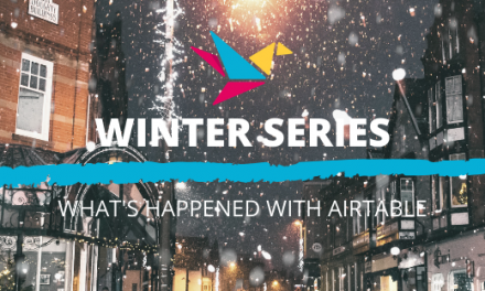 WINTER SERIES – HOW TO USE AIRTABLE TO TRACK EXPENSES