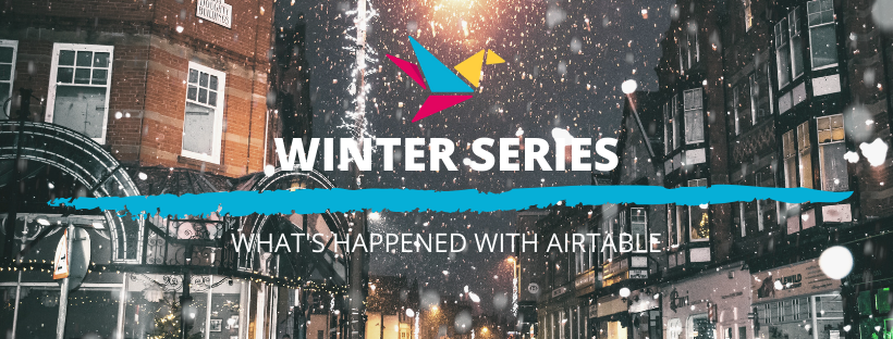 Winter Series – Using Airtable to Create a Video Game