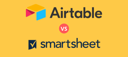 Airtable vs. Smartsheet